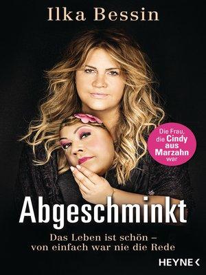 cover image of Abgeschminkt