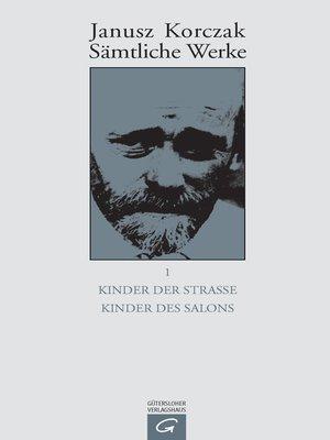 cover image of Kinder der Straße. Kind des Salons