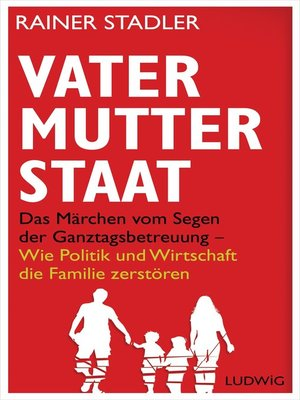 cover image of Vater, Mutter, Staat