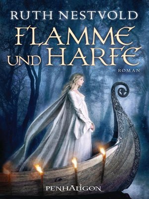cover image of Flamme und Harfe