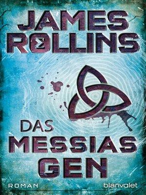 cover image of Das Messias-Gen