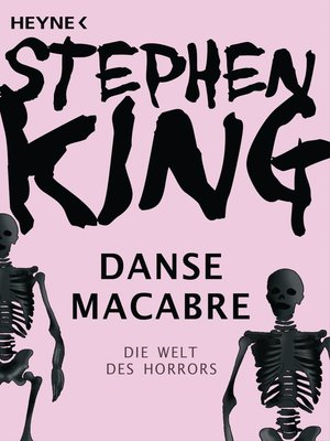 cover image of Danse Macabre