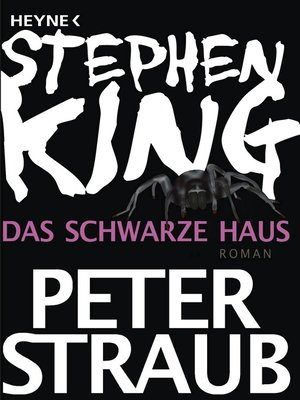 cover image of Das schwarze Haus