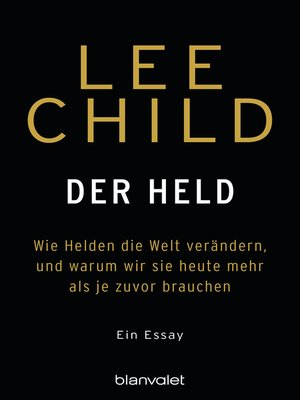 cover image of Der Held