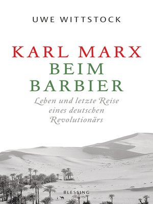 cover image of Karl Marx beim Barbier