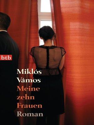 cover image of Meine zehn Frauen