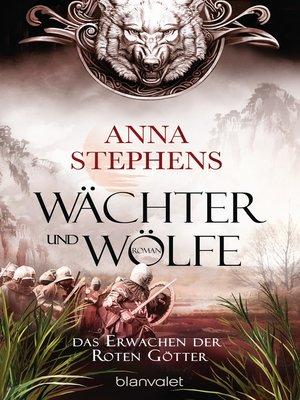 cover image of Wächter und Wölfe--Das Erwachen der Roten Götter