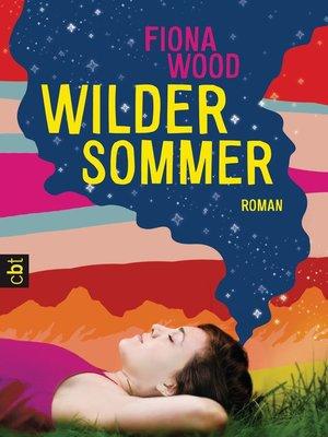 cover image of Wilder Sommer