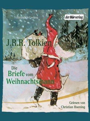 cover image of Die Briefe vom Weihnachtsmann