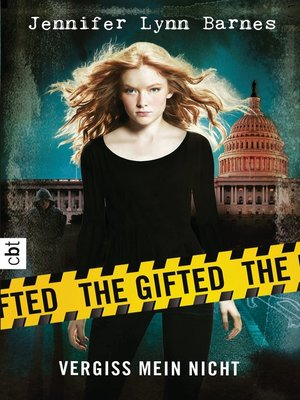 cover image of The Gifted--Vergiss mein nicht