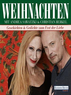 cover image of Weihnachten mit Andrea Sawatzki und Christian Berkel