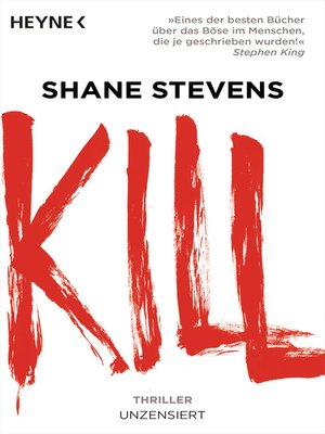 cover image of Kill