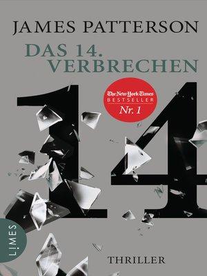 cover image of Das 14. Verbrechen