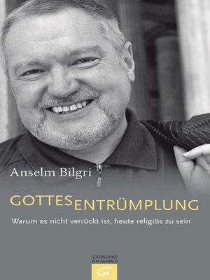 cover image of Gottesentrümplung
