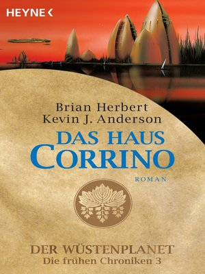 cover image of Das Haus Corrino