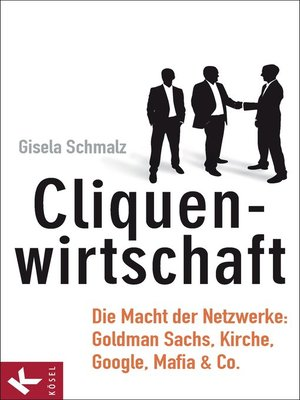 cover image of Cliquenwirtschaft