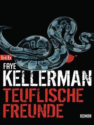 cover image of Teuflische Freunde