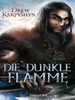 cover image of Die dunkle Flamme