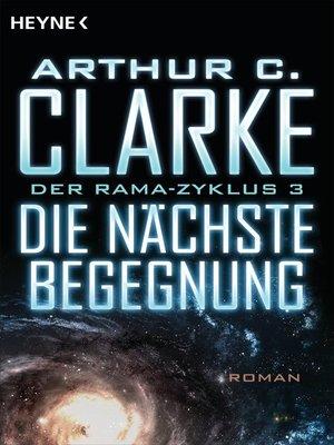 cover image of Die nächste Begegnung