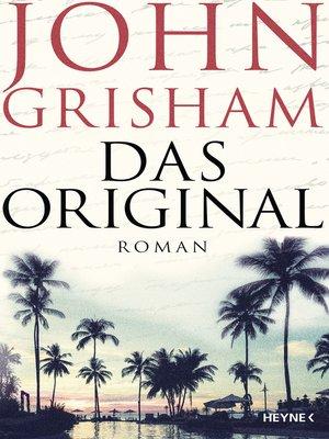 cover image of Das Original