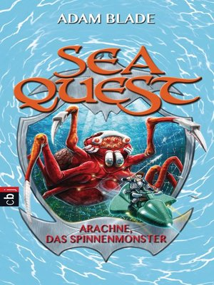 cover image of Sea Quest--Arachne, das Spinnenmonster