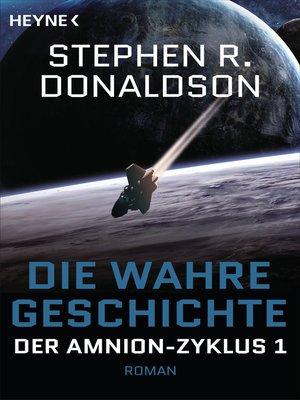 cover image of Die wahre Geschichte