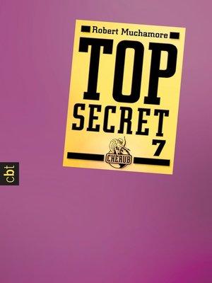cover image of Top Secret 7--Der Verdacht