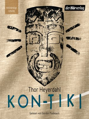 cover image of Kon-Tiki