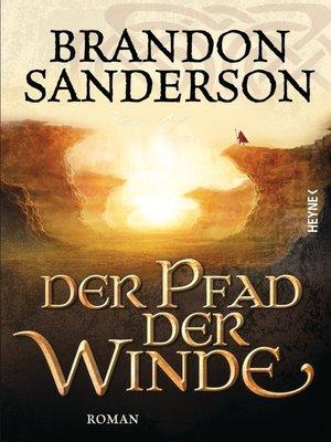 cover image of Der Pfad der Winde