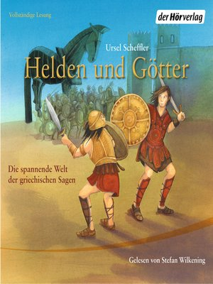 cover image of Helden und Götter