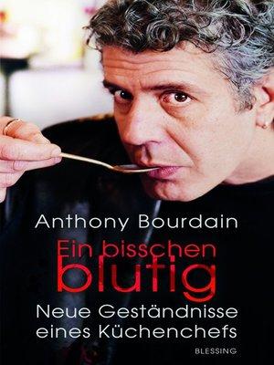 cover image of Ein bisschen blutig