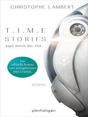 cover image of T.I.M.E Stories--Jagd durch die Zeit