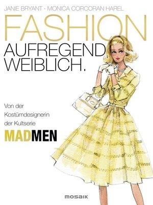 cover image of FASHION--aufregend weiblich