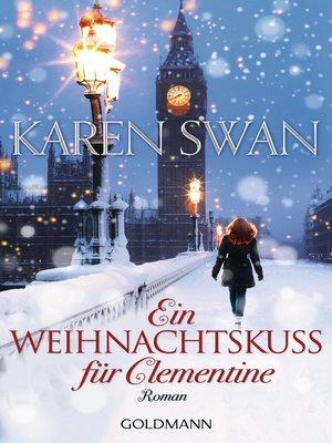cover image of Ein Weihnachtskuss für Clementine