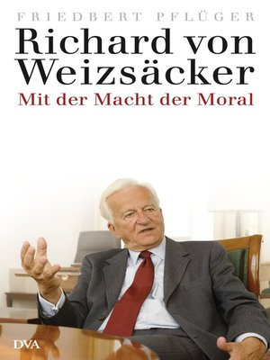 cover image of Richard von Weizsäcker