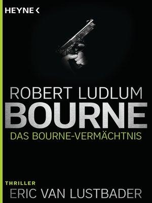cover image of Das Bourne Vermächtnis