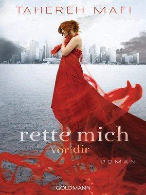 cover image of Rette mich vor dir