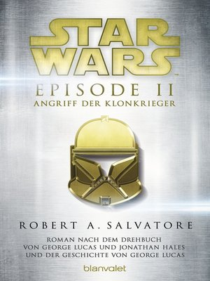 cover image of Star Wars<sup>TM</sup>--Episode II--Angriff der Klonkrieger