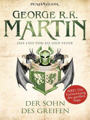 cover image of Das Lied von Eis und Feuer 09