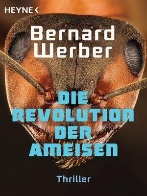cover image of Die Revolution der Ameisen