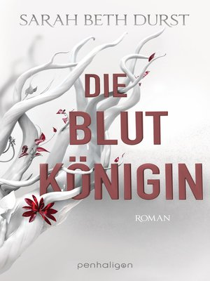 cover image of Die Blutkönigin