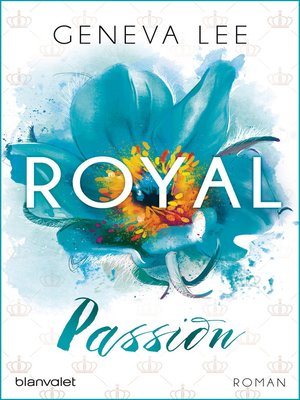cover image of Royal Passion