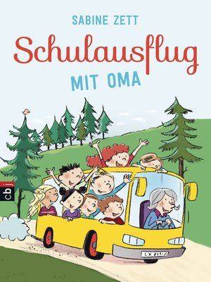 cover image of Schulausflug mit Oma