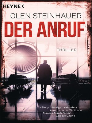 cover image of Der Anruf