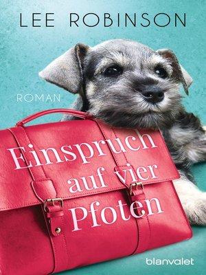 cover image of Einspruch auf vier Pfoten