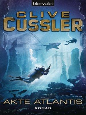 cover image of Akte Atlantis