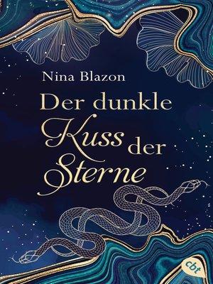 cover image of Der dunkle Kuss der Sterne