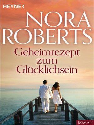 cover image of Geheimrezept zum Glücklichsein