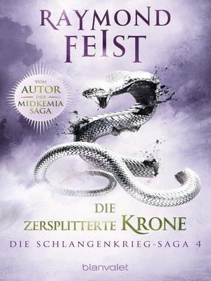 cover image of Die Schlangenkrieg-Saga 4
