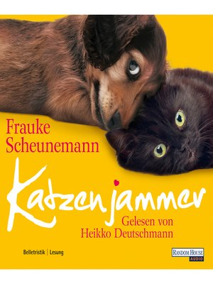 cover image of Katzenjammer